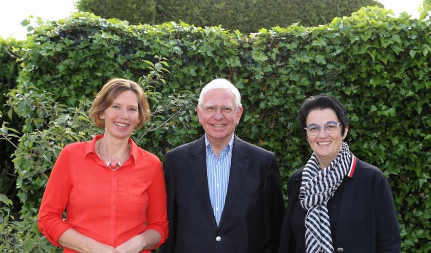 Vlnr: Monique Hubrechsen, Don van Sambeek en Karin Spoorendonk   | Fotonummer: 7a0d54