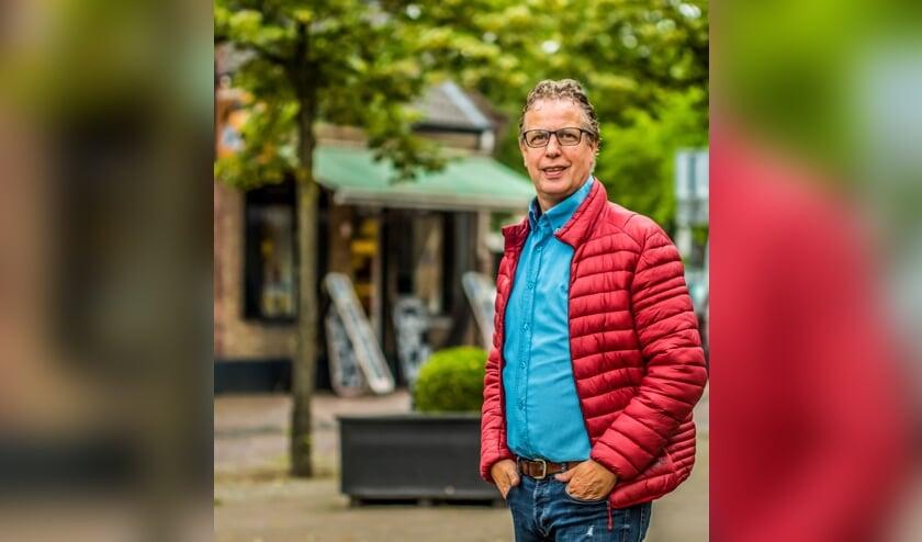 Henry van Vlerken, centrummanager van Laarbeek     Fotonummer: 1533f3