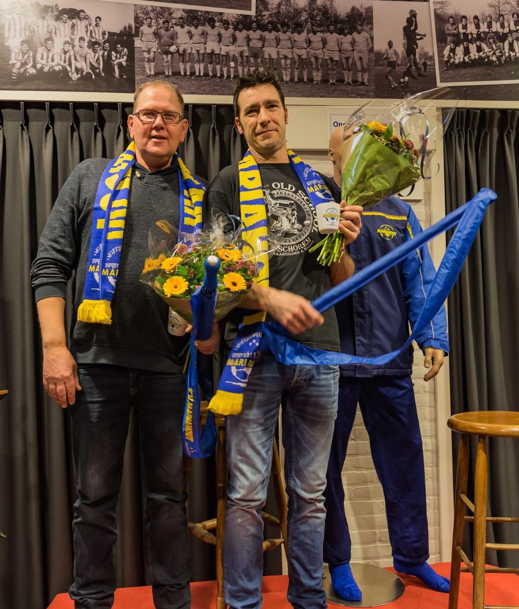 Arno Thielen en Bart van Berkel Foto: Peter van den Broek © deMooiLaarbeekkrant