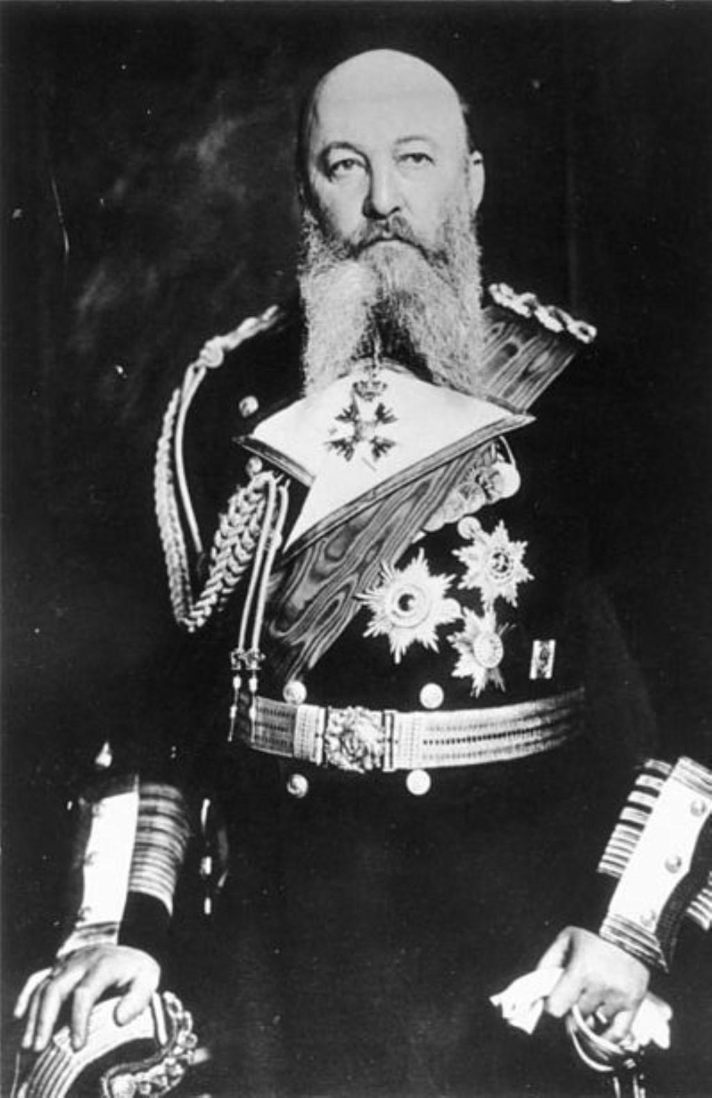 Großadmiral Alfred von Tirpitz  © deMooiLaarbeekkrant