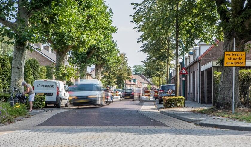 De Kapelstraat in Beek en Donk   | Fotonummer: 218425