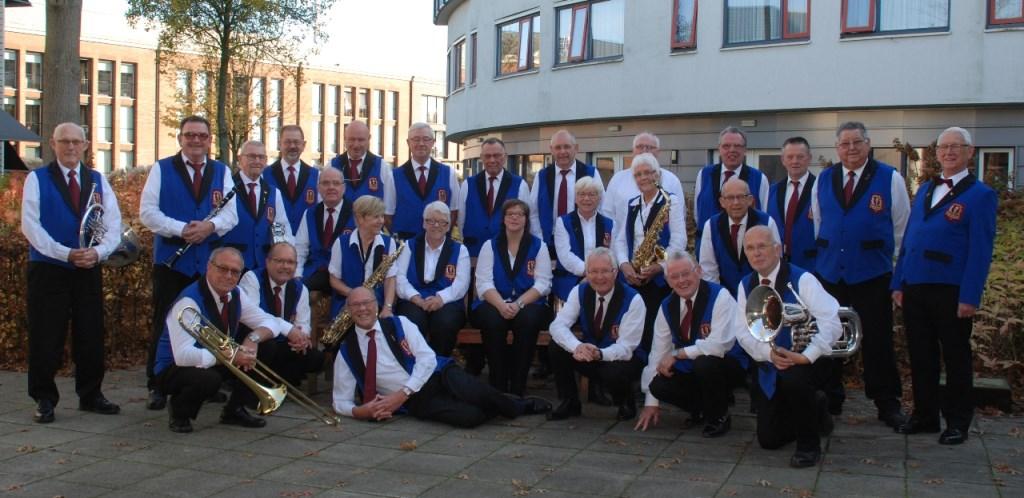 Seniorenorkest Harmonie St Caecilia  © deMooiLaarbeekkrant
