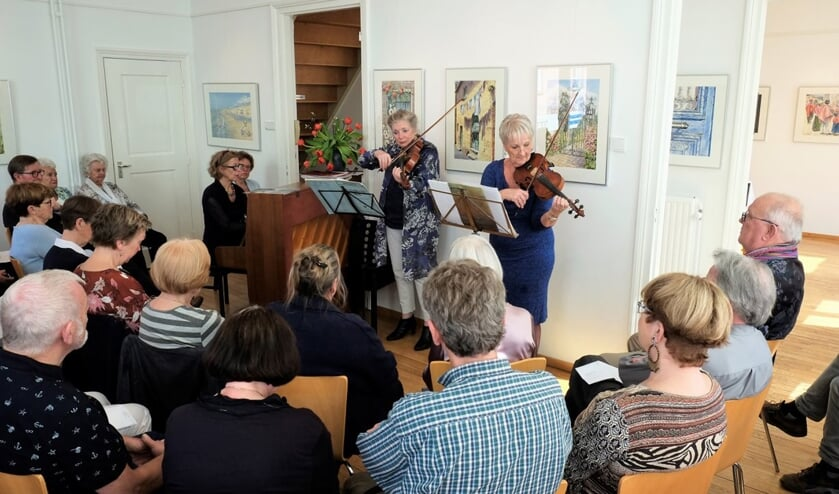 Trio Opus 1 in 't Oude Raadhuis   | Fotonummer: a27001