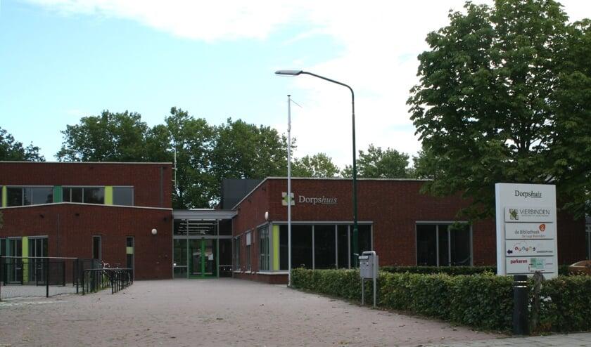 Het dorpshuis in Lieshout   | Fotonummer: 40b9ad