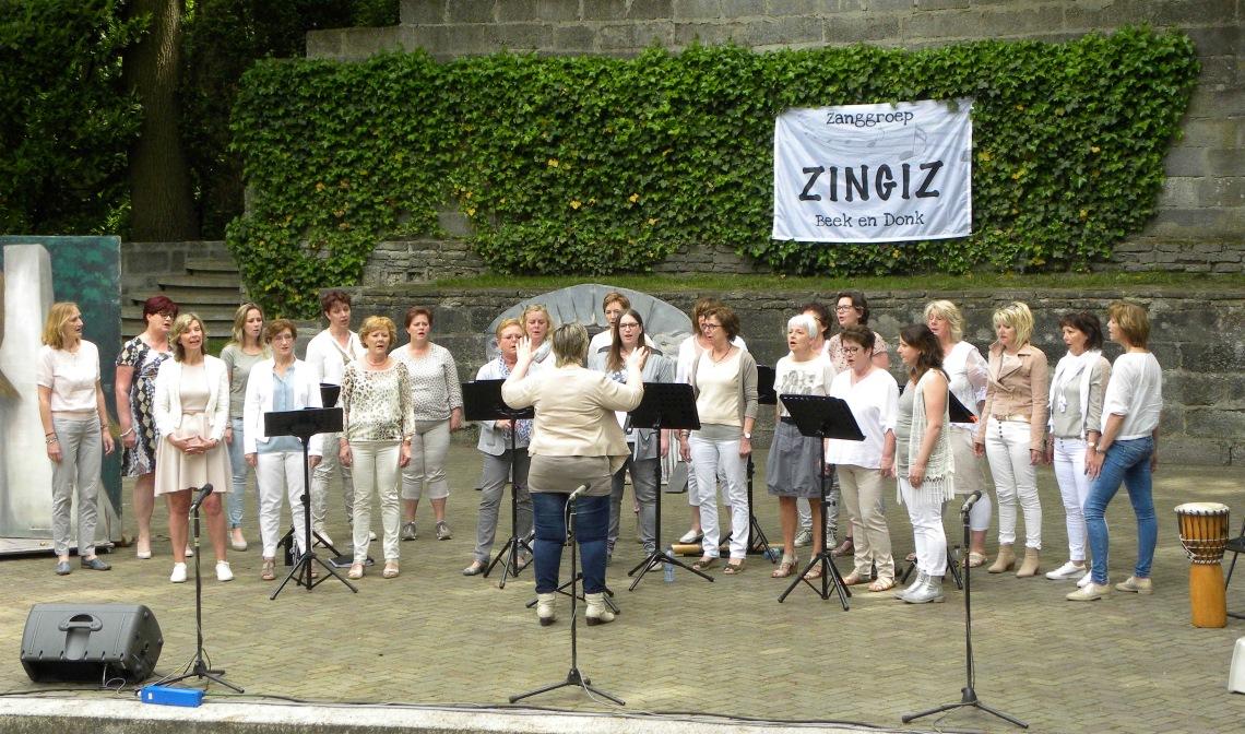 Zanggroep Zingiz