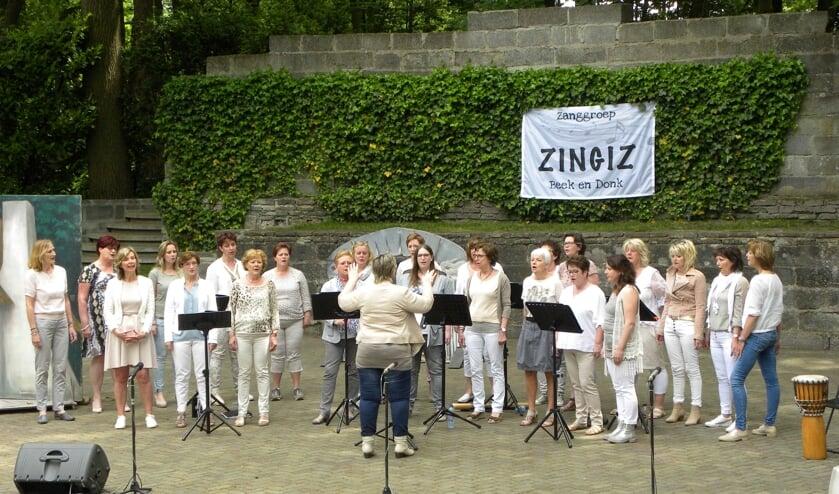 Zanggroep Zingiz   | Fotonummer: 185b55