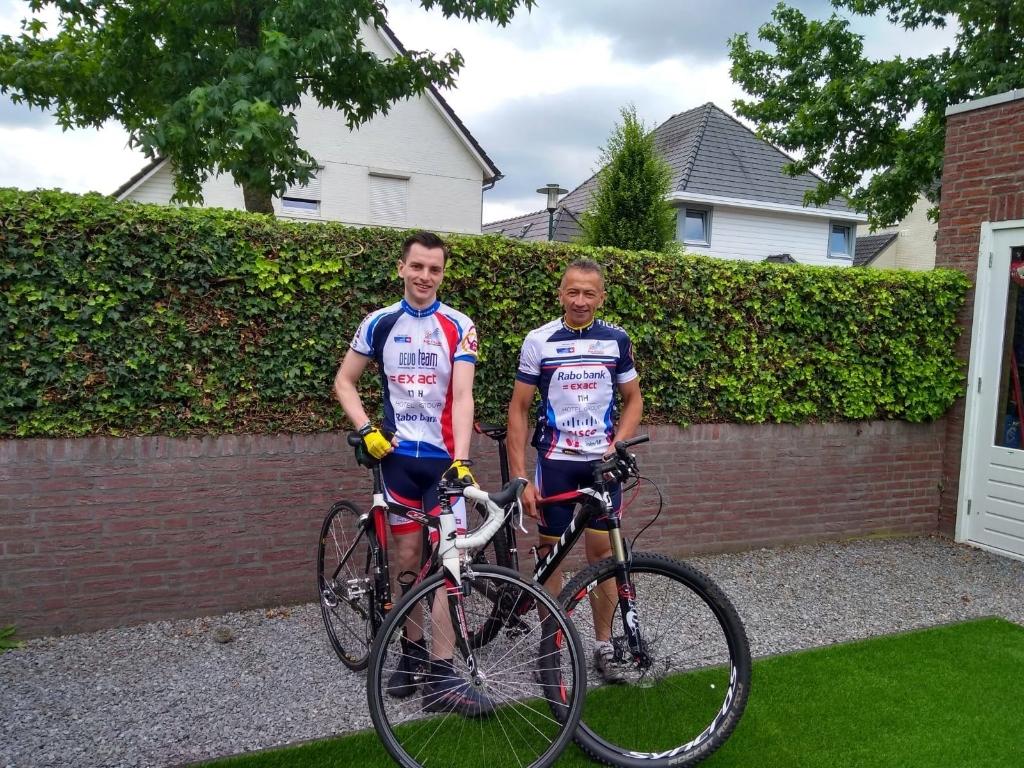 Team Stofberg  © deMooiLaarbeekkrant