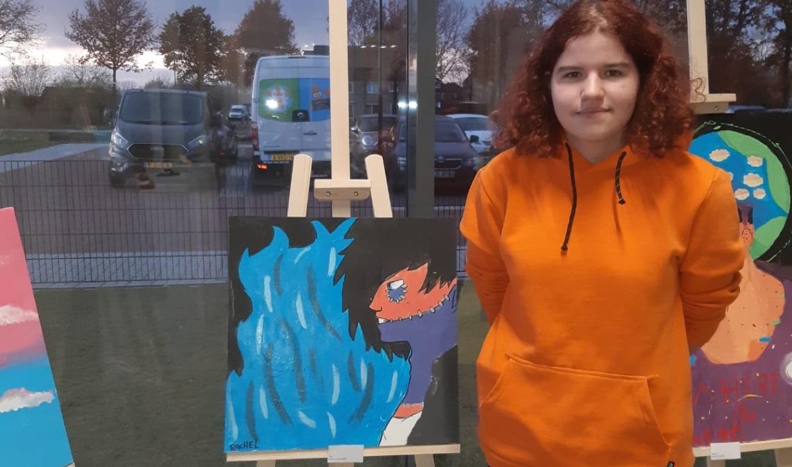 Rachel van der Burgt