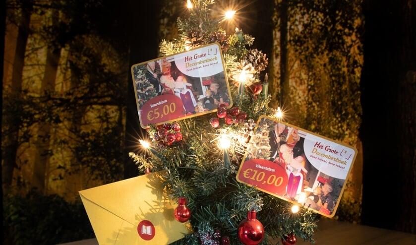 Op zoek naar een leuk cadeau? Geef een cadeaubon van Hét Grote Decemberboek!   | Fotonummer: 1eb6b6
