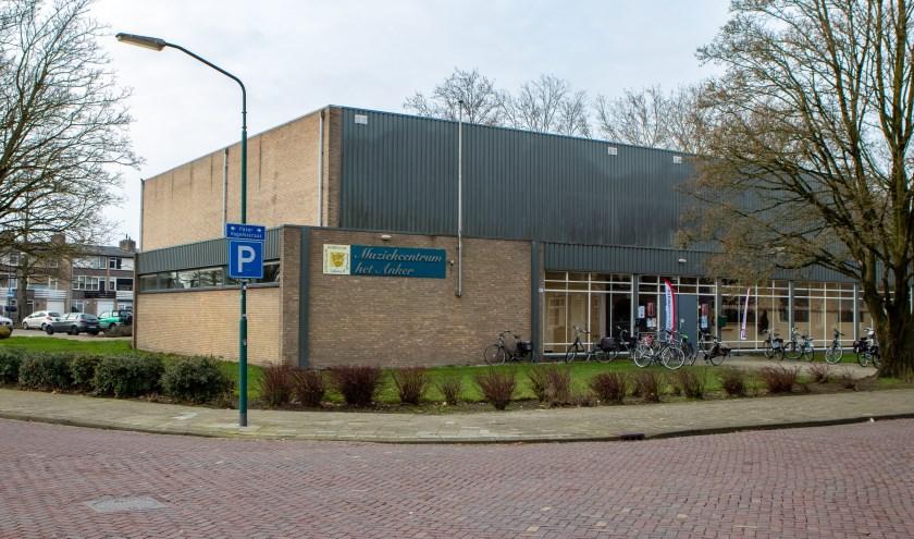 Muziekcentrum Het Anker in Beek en Donk   | Fotonummer: 20732a