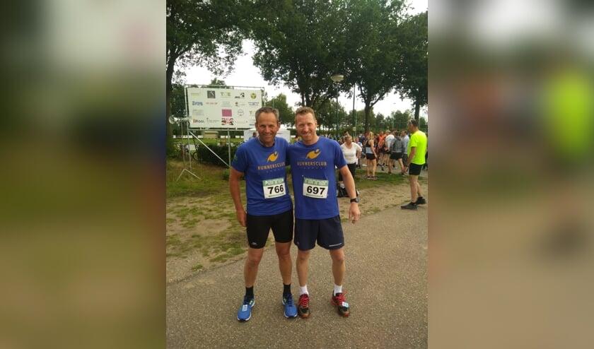 Hans Roestenburg (l) en Maikel van Weert   | Fotonummer: 063ea7