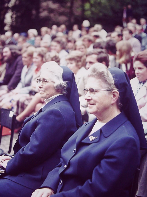 Zuster Rodriguez en Quligonda  © deMooiLaarbeekkrant