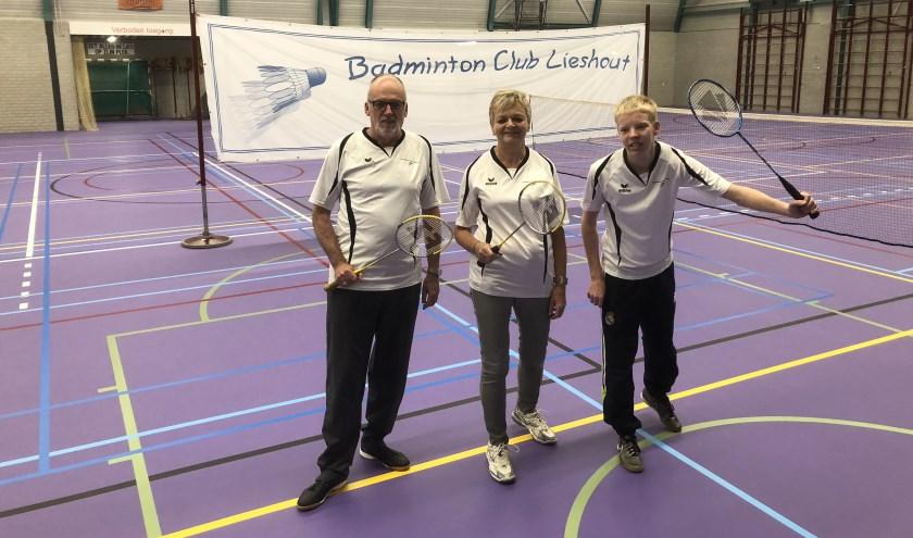 Badminton, een sport voor alle leeftijden   | Fotonummer: 9af1c7