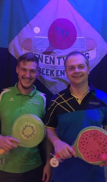 Tim van Dalen en Joost van Goch winnen afsluitend toernooi  | Fotonummer: cd2107