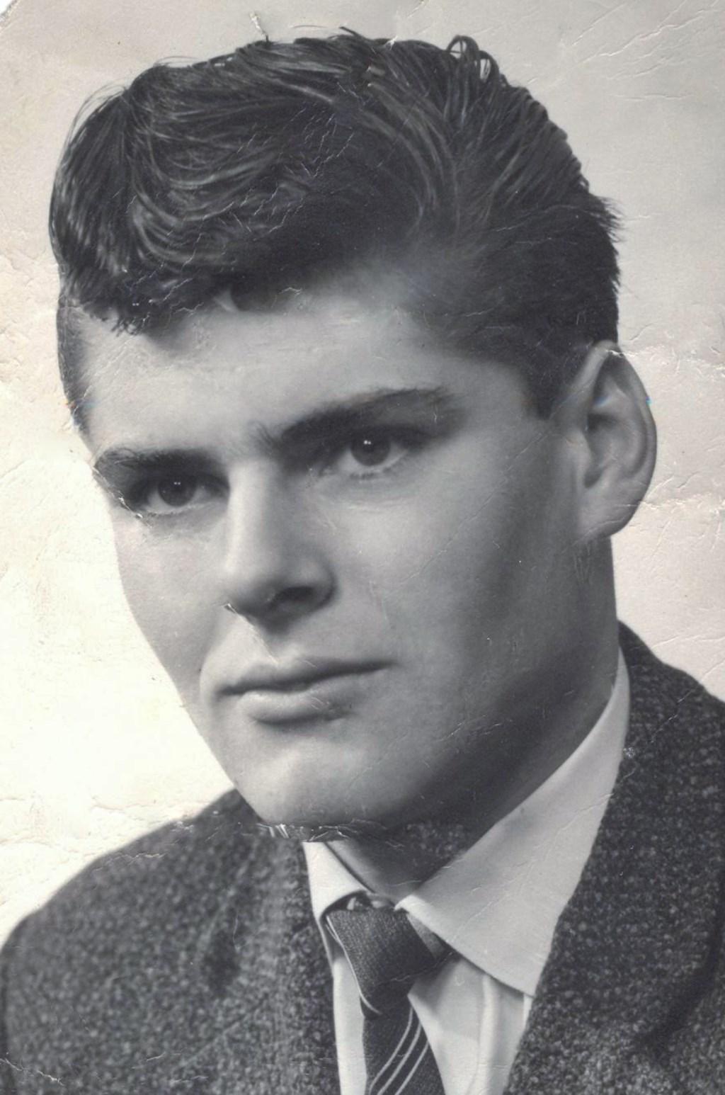Jan van den Bogaard (foto uit 1961)  © deMooiLaarbeekkrant