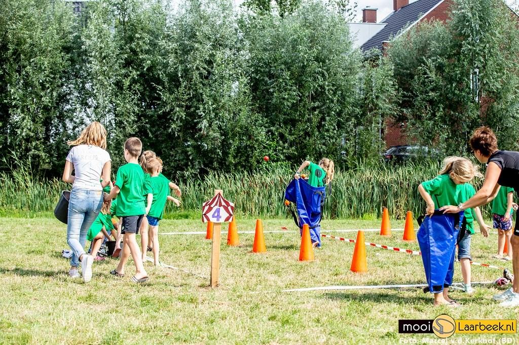 Hiep-Hoi in Beek en Donk Foto: Marcel van de Kerkhof (B&D) © deMooiLaarbeekkrant