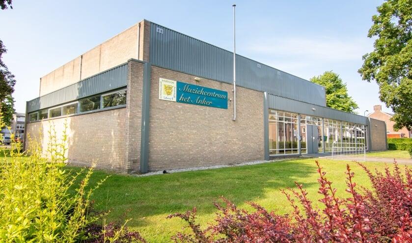 Muziekcentrum 't Anker   | Fotonummer: 60f2a5