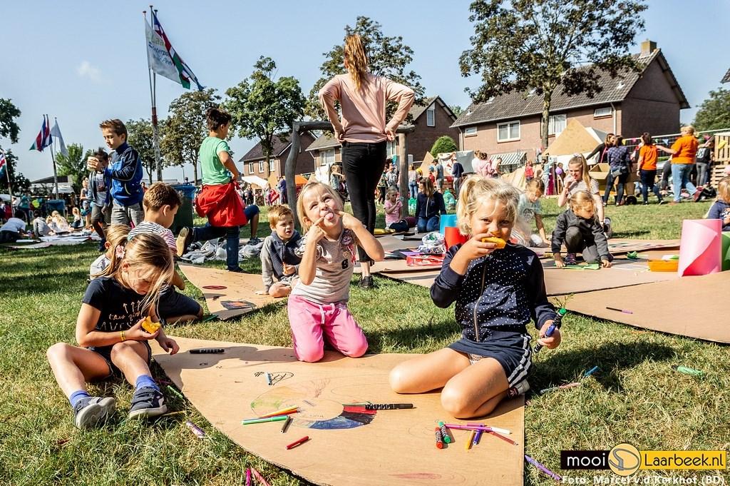Jeugd3daagse Aarle-Rixtel Foto: Marcel van de Kerkhof (B&D) © deMooiLaarbeekkrant