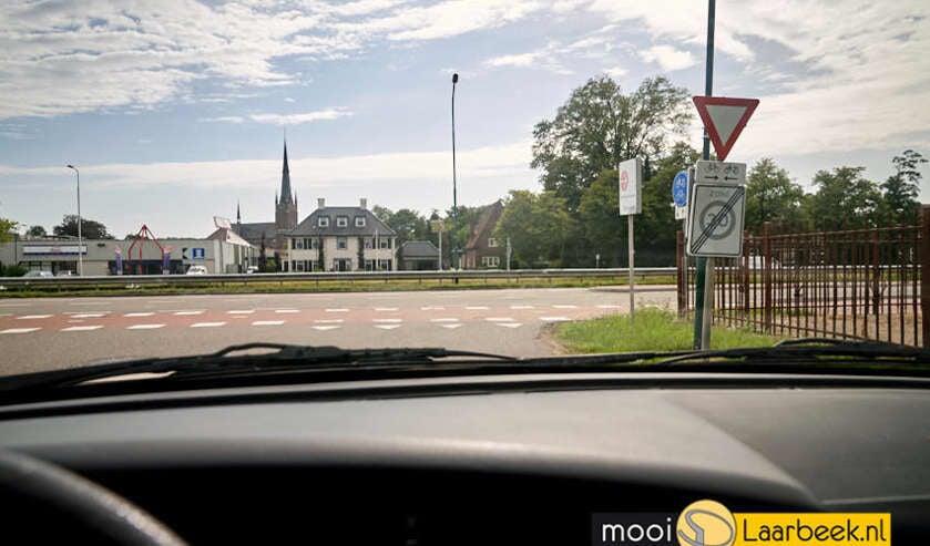 De situatie Wellestraat/Bosscheweg   | Fotonummer: 5fdee5