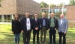 Bezoek Pater Marcus Vinícius Maciel aan Laarbeek