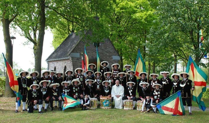 Sint Servatius Gilde Lieshout   | Fotonummer: 299f1a