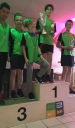 Francois en Floris clubkampioenen van TTV Een en Twintig