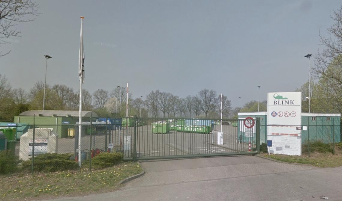 Milieustraat Laarbeek, aan de Stater in Lieshout