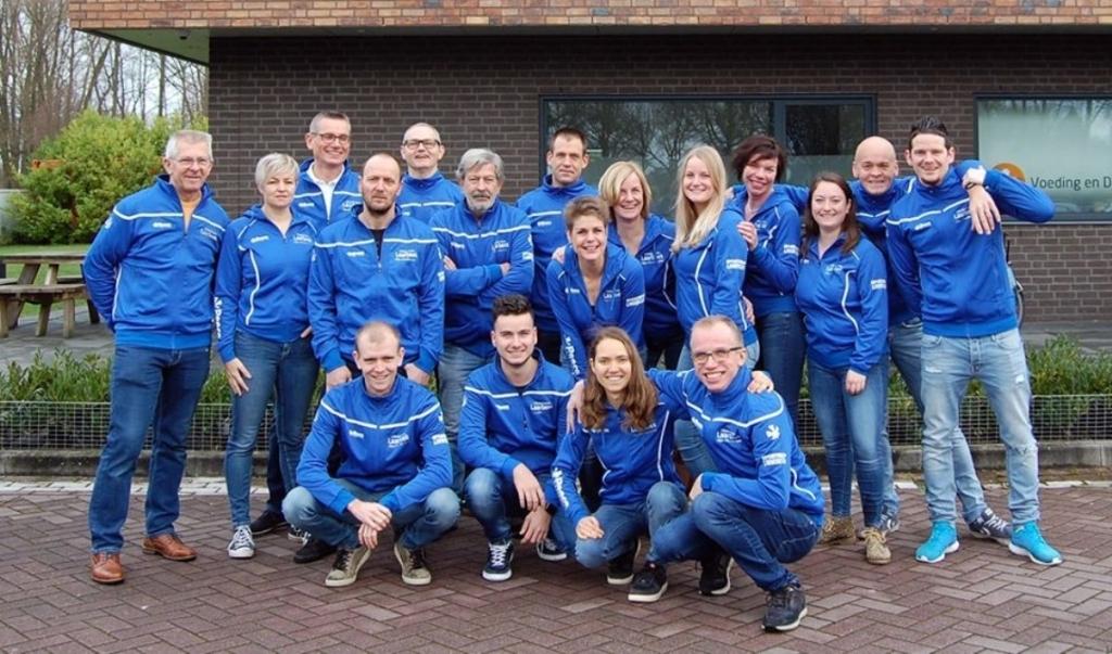 Team Lifestyle Center Laarbeek Foto:  © deMooiLaarbeekkrant