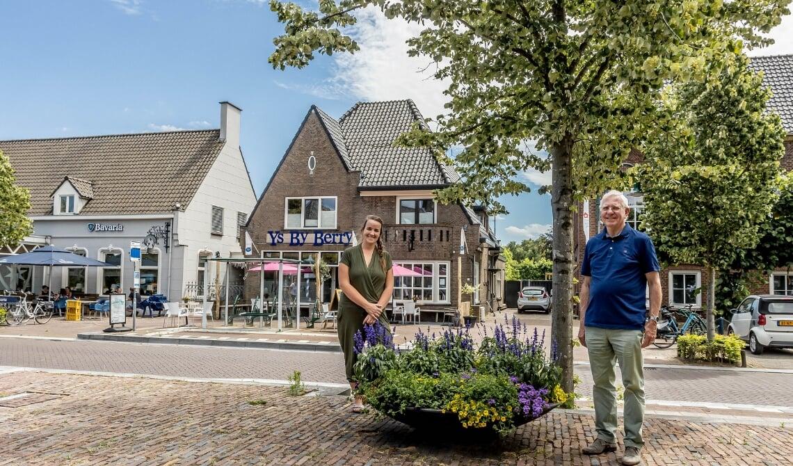 Karin Huygens en Don van Sambeek