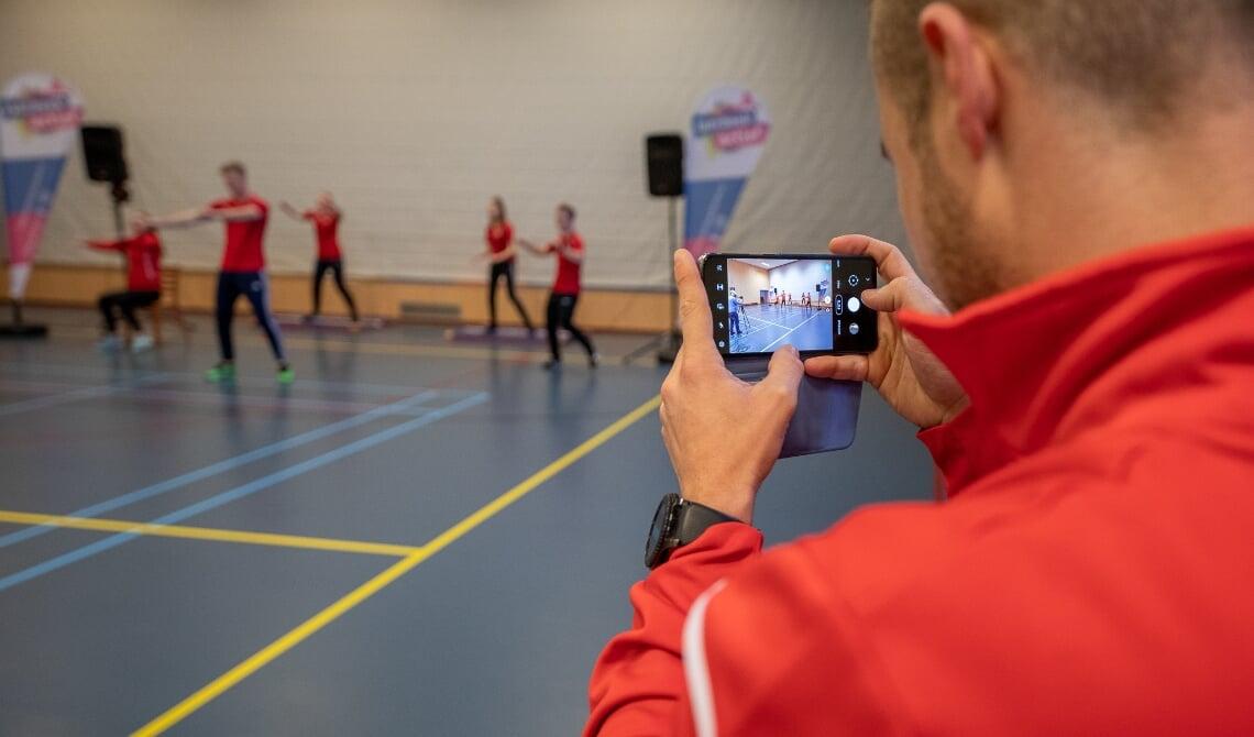 <p>Laarbeek Actief is in januari bezig geweest met het maken van beweegvideo&#39;s</p>