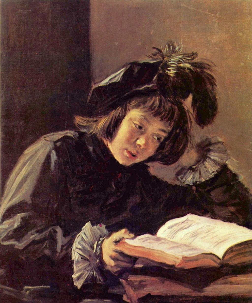 Het origineel van Frans Hals Foto: © deMooiLaarbeekkrant