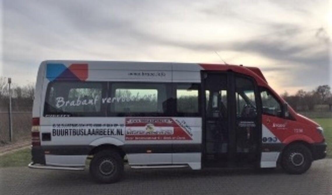 Vanaf 29 maart rijden de buurtbussen weer
