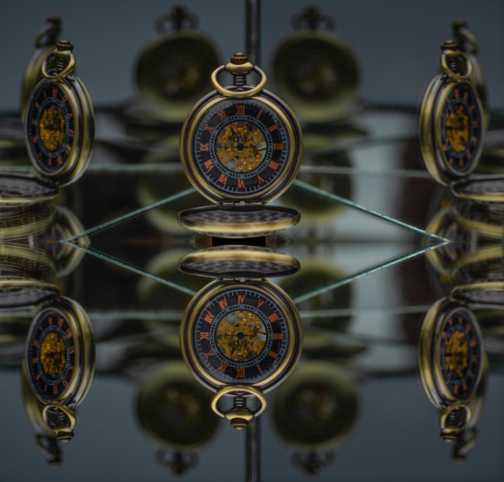 De foto van Olaf Kerkhof kreeg bij de opdracht 'spiegeling' de hoogste beoordeling Foto: Olaf Kerkhof © deMooiLaarbeekkrant