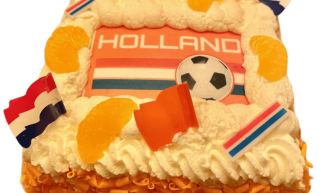 <p>Kans maken op een lekkere EK-taart? Doe jouw voorspelling via het bericht op de Facebookpagina van MooiLaarbeek.</p>