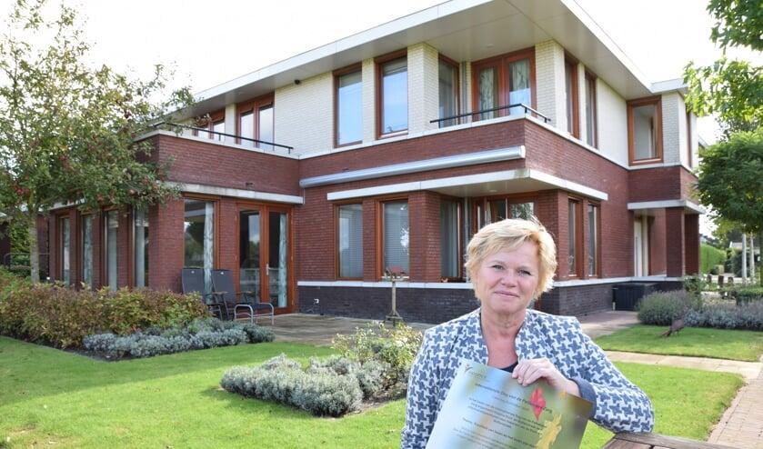 Ellen Warmerdam: 'Er wordt weinig gepraat over mogelijkheden in de laatste fase'.   Foto: Esther Luijk