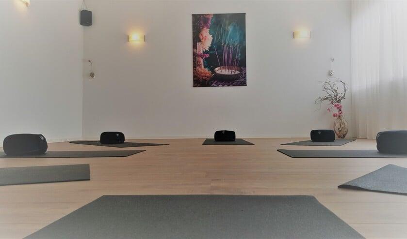 Yoga-Loft Leiderdorp. | Foto: PR