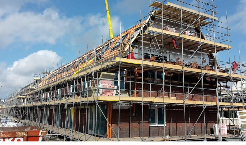 De woningen in Verde Vista 2 worden naar verwachting komende zomer opgeleverd.