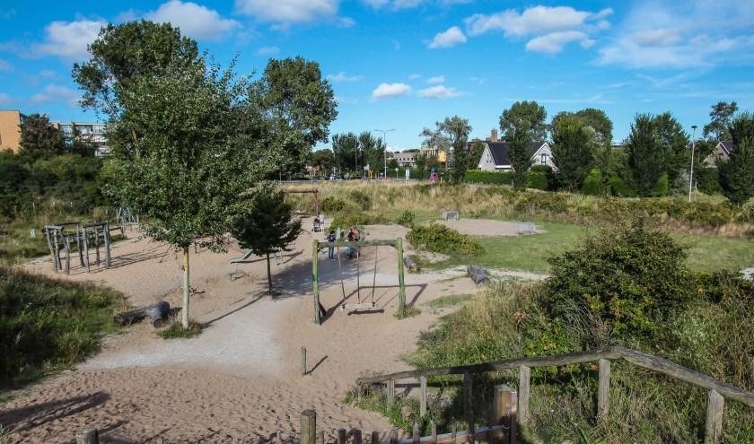 Deze speeltuin maakt plaats voor de verlenging van de Westerbaan.