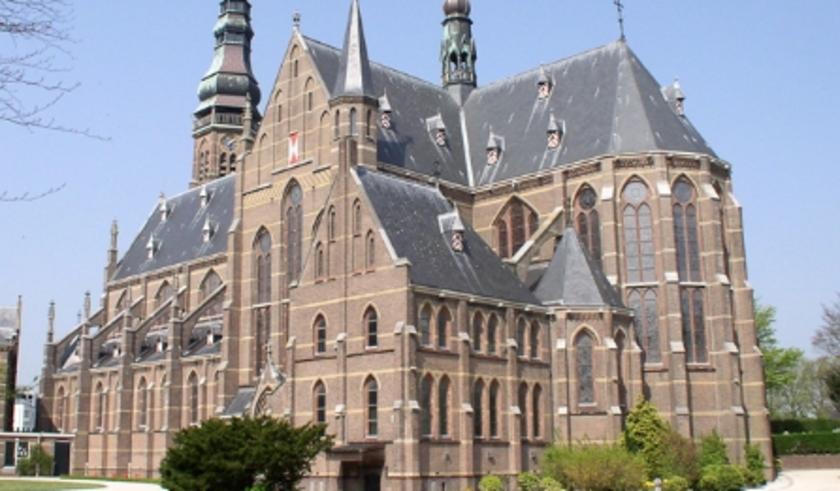 De Agathakerk in Lisse.