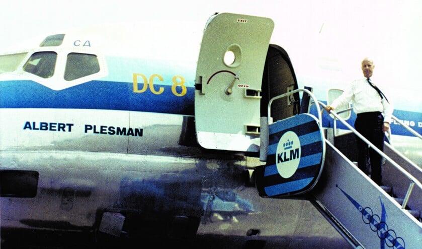 Jan Peeters was tweede gezagvoerder bij KLM. | Foto: pr.