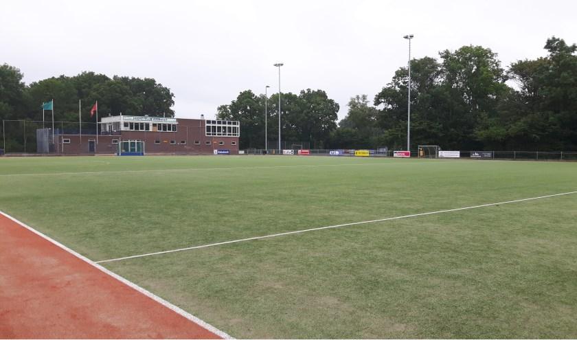 Hockeyclub MHC Voorhout is een van de gebruikers van het sportpark.   Foto: archief
