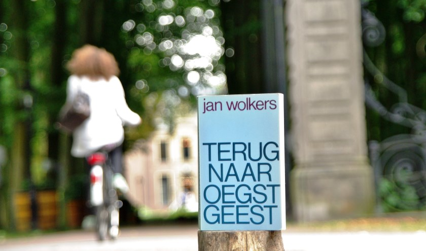 Rond de tiende sterfdag van Jan Wolkers vindt de Oegstgeester Wolkersweek plaats. | Foto Willemien Timmers