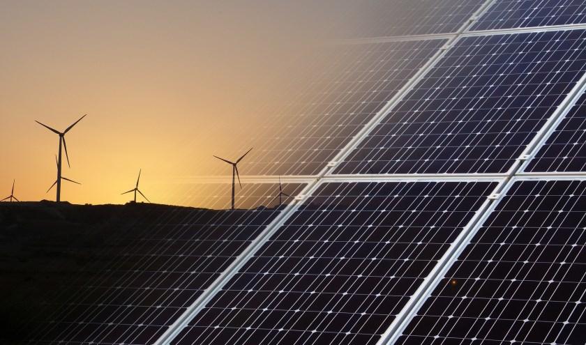 Steeds meer inwoners van Zuid-Holland kiezen voor groene energie.