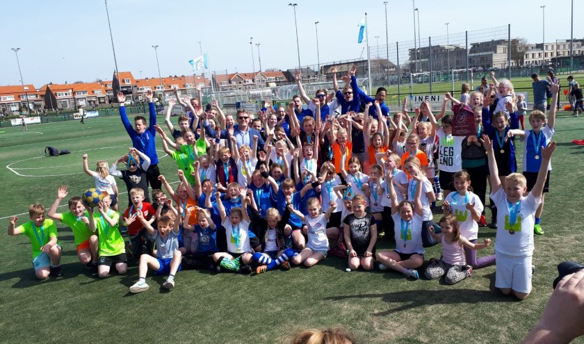 De Sport & Fun-dag bij Fluks was een groot succes. | Foto: PR
