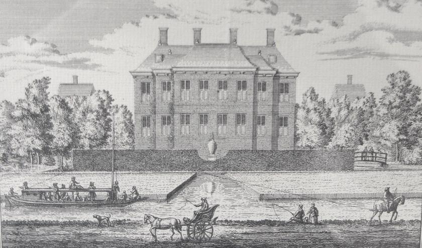 Herman Boerhaave woonde op kasteel Oud-Poelgeest.