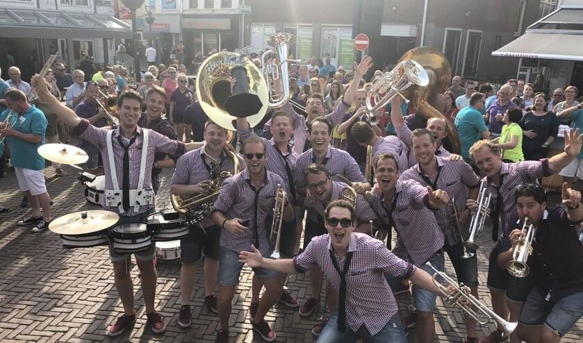 Feeststemming bij de Flierefluiters is een van de vijf deelnemers in Ex-Voto. | Foto: Bram van Dijk
