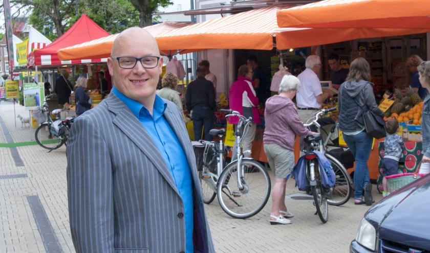 John van der Tol was ook jarenlang citymanager in Teylingen. | Foto: archief/Peter Schipper
