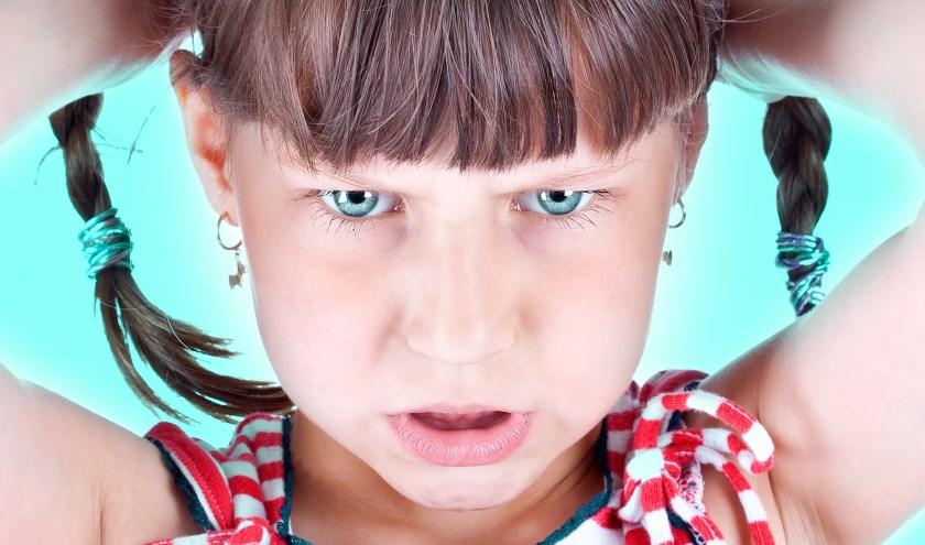 Leren omgaan met boosheid. | Foto: PR