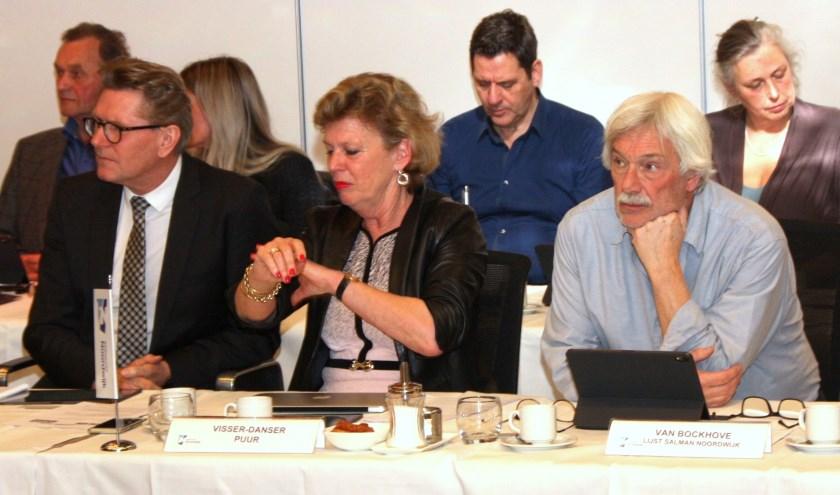 Van Bockhove wilde toegeven dat Lijst Salman bouwen in Bronsgeest had moeten opgeven voor een wethouderszetel.