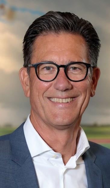 Boudewijn Marinussen, de nieuwe gemeentesecretaris van Lisse.